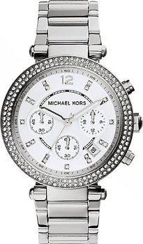 Montre Femme Michael Kors Parker (MK5353, argent)