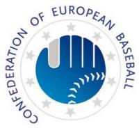 Entrée gratuite coupe d'Europe des clubs de base ball