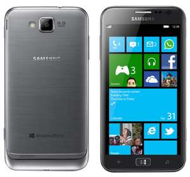 Smartphone Samsung Ativ S sous Windows Phone 8 (Livraison offerte)
