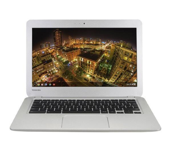 "[Premium] PC Portable 13"" Toshiba Chromebook CB30-B-104 Gris - FHD, N2840 2.16Ghz, RAM 4Go, SSD 16Go, Chrome OS"