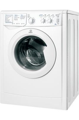 Lave-linge à hublot Indesit IWC5125FR - 5kg, 1200trs/min, A+, Blanc