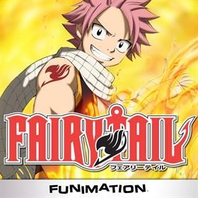 Saison 1 (Partie 1) de la série Fairy Tail gratuite (12 épisodes) + Divers épisodes autres Animes (Dématérialisée HD, Anglais)