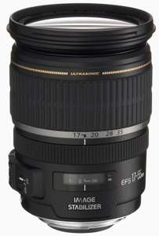 Objectif Canon EF-S 17-55mm f/2.8 IS USM (via ODR de 50€)