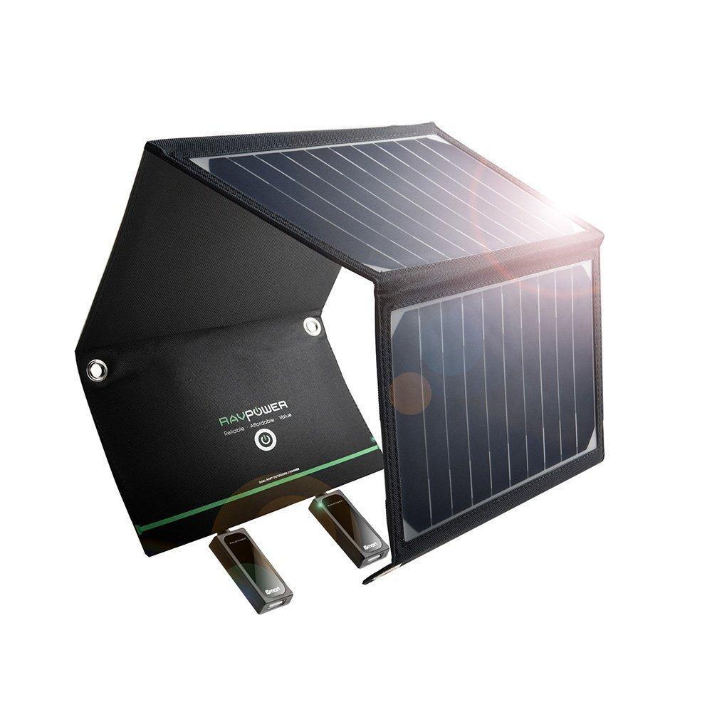 [Premium] Chargeur Panneau Solaire RAVPower - 16W / 5V 3.2A