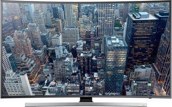 "TV 55"" incurvée Samsung UE55JU7500 - 4K UHD, 3D"