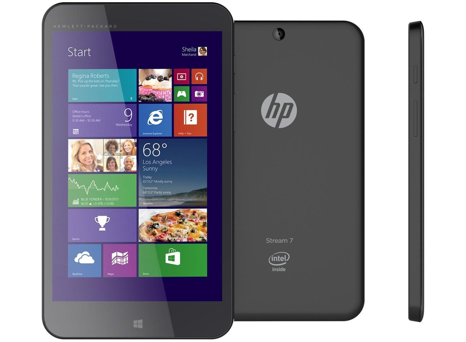 """Tablette tactile 7"""" HP Stream - Édition Signature (Z3735G, 1 Go de RAM, 32 Go)"""
