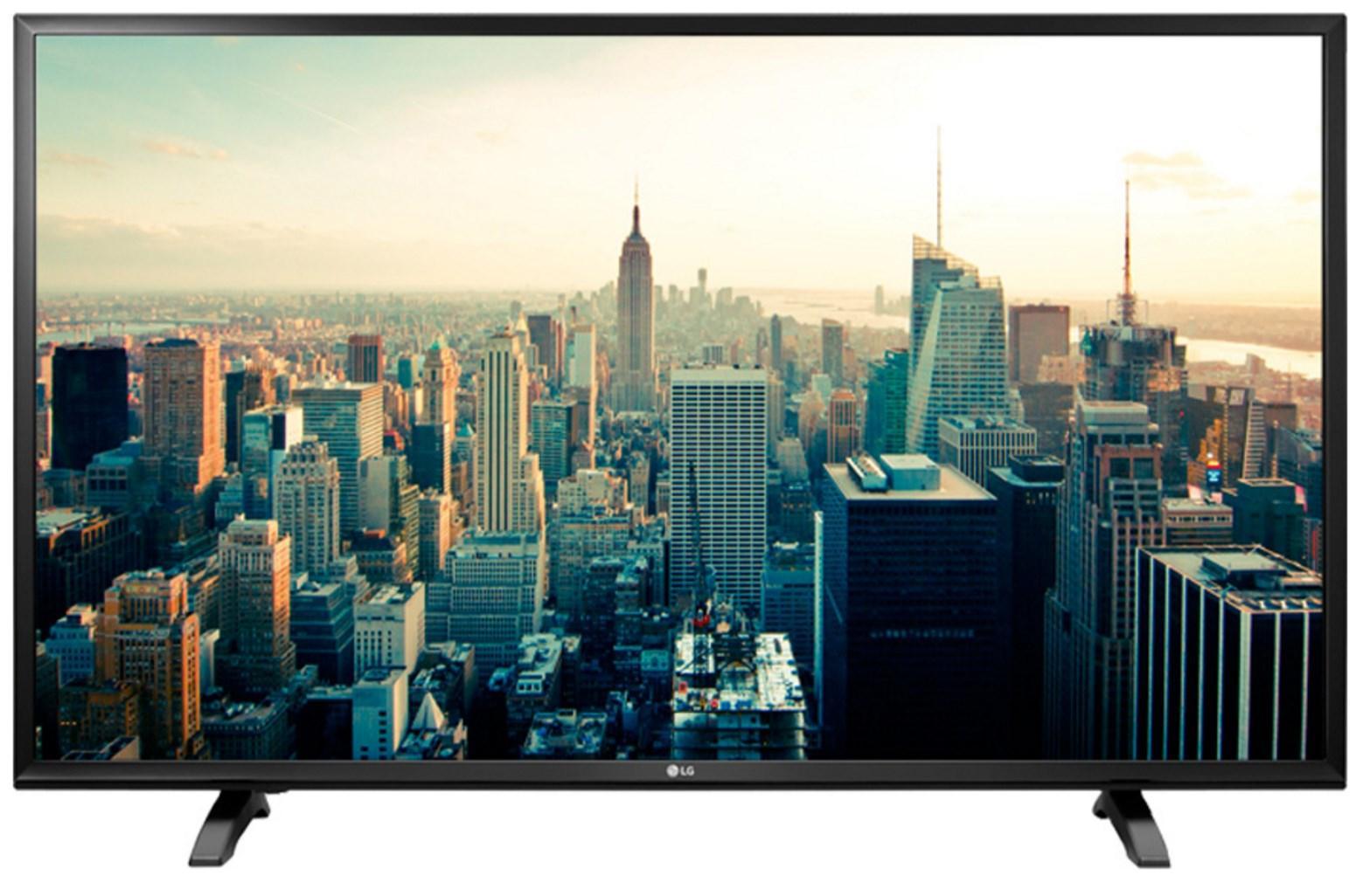 "Sélection de TVs LG/Panasonic en promotion - Ex : TV 43"" LG 43LF5100 - Full HD"
