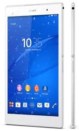 "Tablette 8"" Full HD Sony Xperia Z3 Tablet Compact - 32 Go blanche (+ bon d'achat de 40€)"