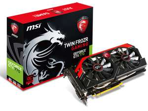 [Buyster] Carte graphique MSI Twin Frozr GTX 770 (et autres)