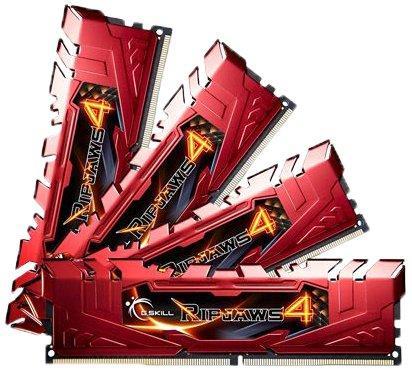Sélection de composants informatique en promo - Ex : Kit Mémoire  G.SKill 32 Go (4 x 8 Go) DDR4 2400MHz CL15