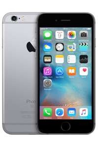 "Smartphone 4.7"" Apple iPhone 6S - 64 Go, gris sidéral, reconditionné"