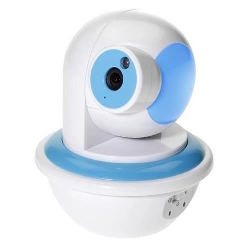 Baby-phone Vidéo Connecté Konix  Bleu ou Rose