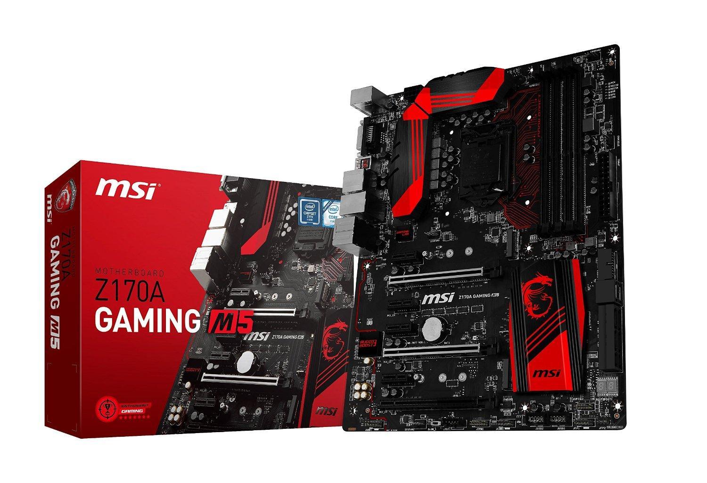 Carte mère MSI Intel Z170A Gaming M5