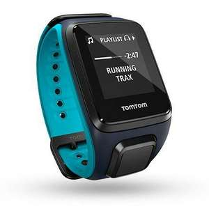 Montre GPS Tomtom runner 2 music taille L + casque bluetooth