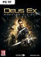 [Précommande] Deus Ex: Mankind Divided sur PC (Dématérialisé - Steam)