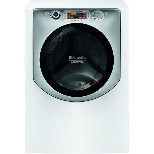 Lave linge séchant Hotpoint-Ariston Aqualtis 10 Kg/7 Kg + 80€ en bons d'achat