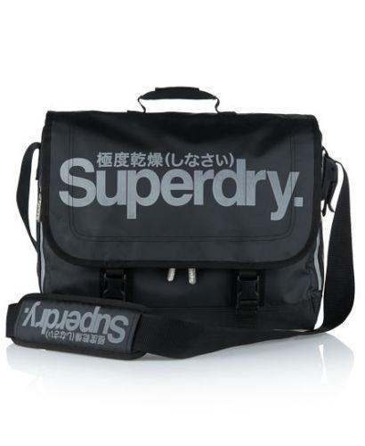 "Sacoche PC portable 17"" Superdry"