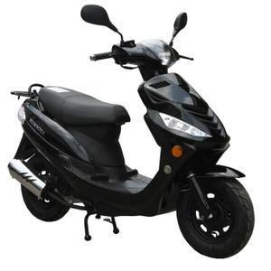 Scooter 50cc GTR-C - Noir