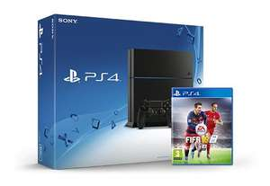 Console Sony Playstation 4 500 Go + 2ème manette + Fifa 16