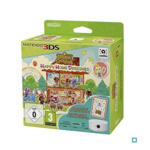 Animal Crossing: Happy Home Designer + lecteur NFC sur 3DS