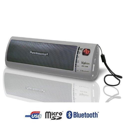 Enceinte Bluetooth Pure Acoustics Hipbox GTX 24