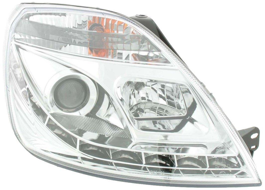 Sélection de Phares FK Automobiles - Ex : Phares Daylight pour Ford Fiesta (type MK6) An: 03-07