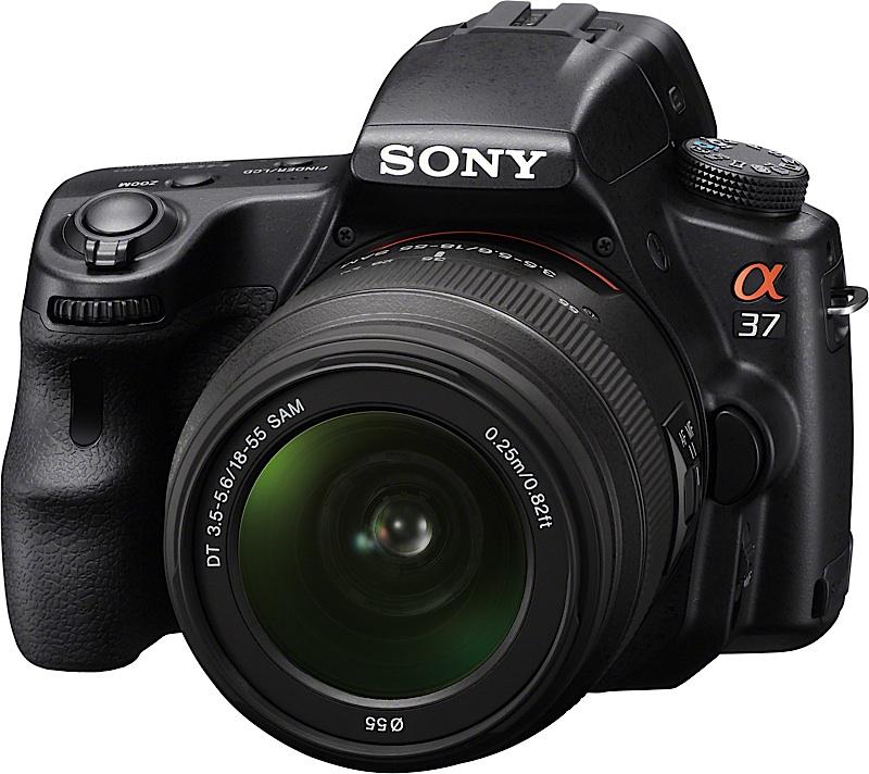 Reflex Sony A37 + Objectif 18-55 + Carte Mémoire 4 Go + Fourre Tout (Avec ODR de 50€)