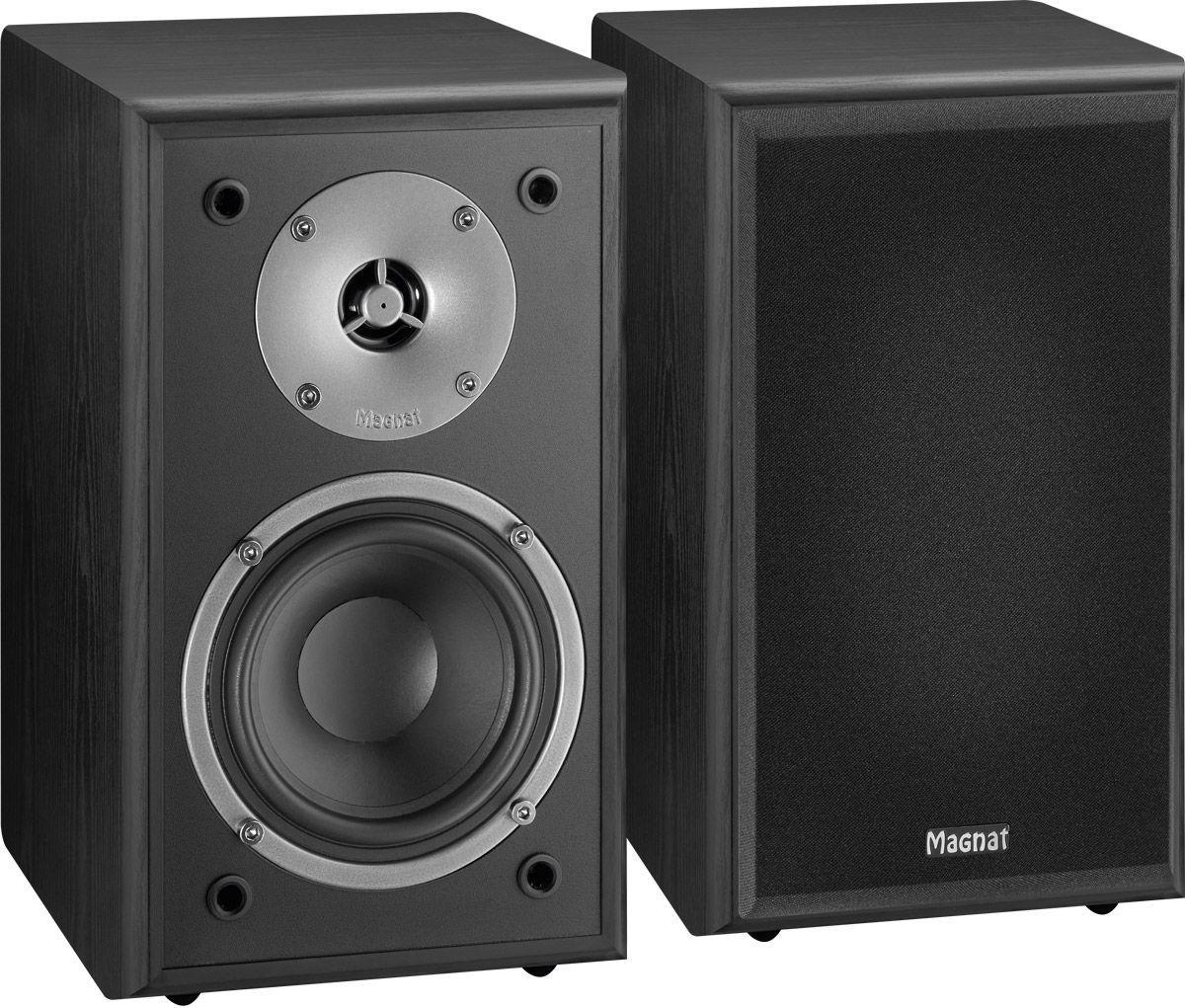Paire d'enceintes Bass-reflex Magnat Monitor Supreme 102 - Noir