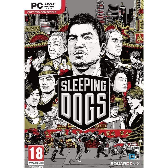 Sélection de jeux-vidéos en promotion - Ex: Sleeping Dogs sur PC