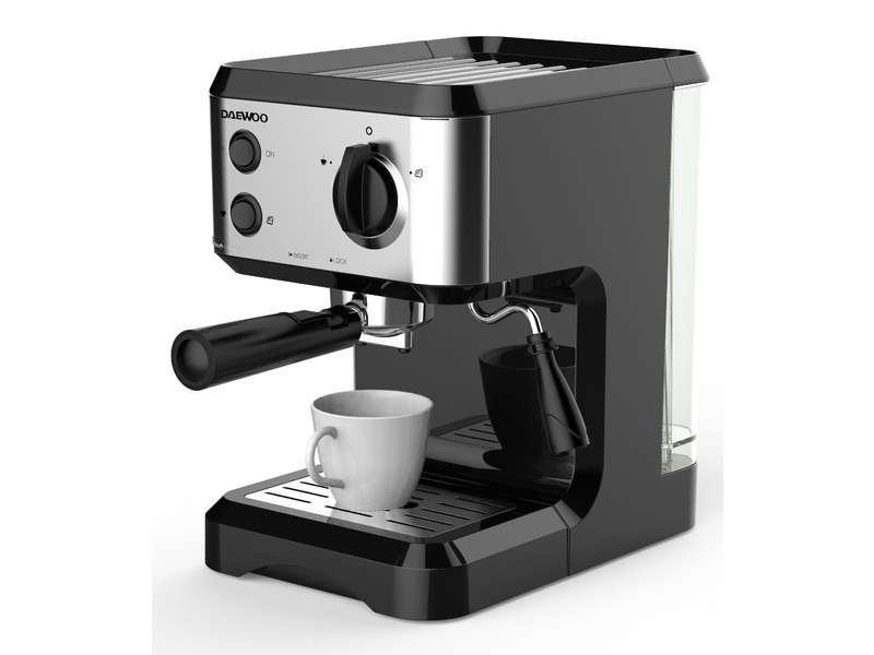 Machine à café percolateur Daewoo 15 bars