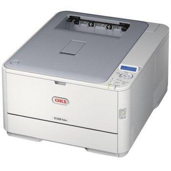 Imprimante laser couleur Oki Systems C321DN (via ODR de 60€)