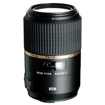 Objectif Tamron F004E SP AF 90 mm F/2.8 pour monture Canon