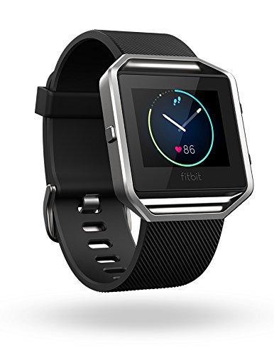 Montre connectée GPS Fitbit Blaze (différents coloris, S ou L)