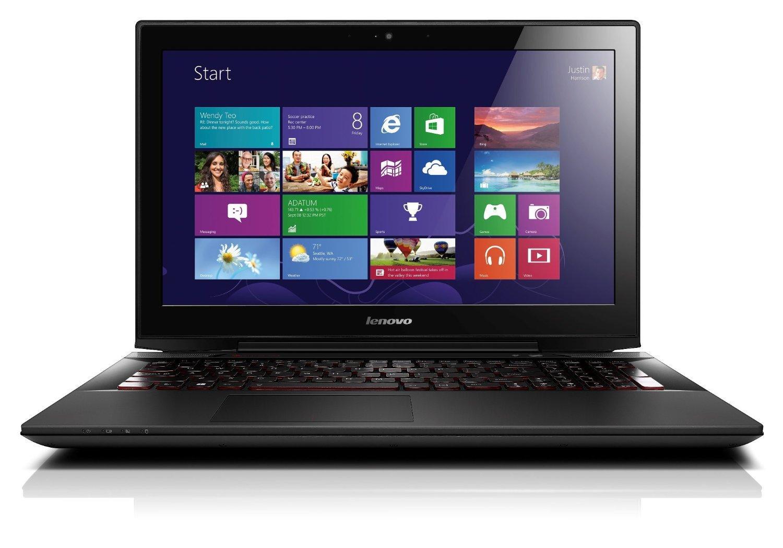 """PC portable 15.6"""" Lenovo Y50-70 (i7-4720HQ, GTX 960 M, 8 Go de RAM, 1 To)"""