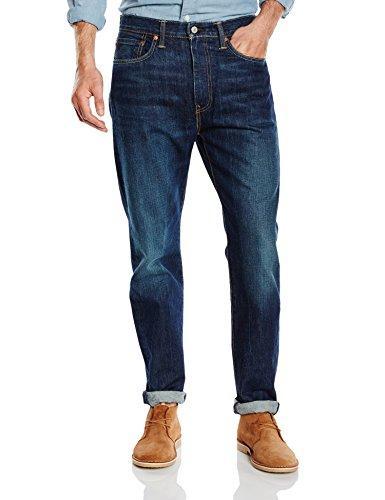 Sélection de Jeans Levi's en promotion - Ex : 522 Slim Taper (29 / 32, bleu)