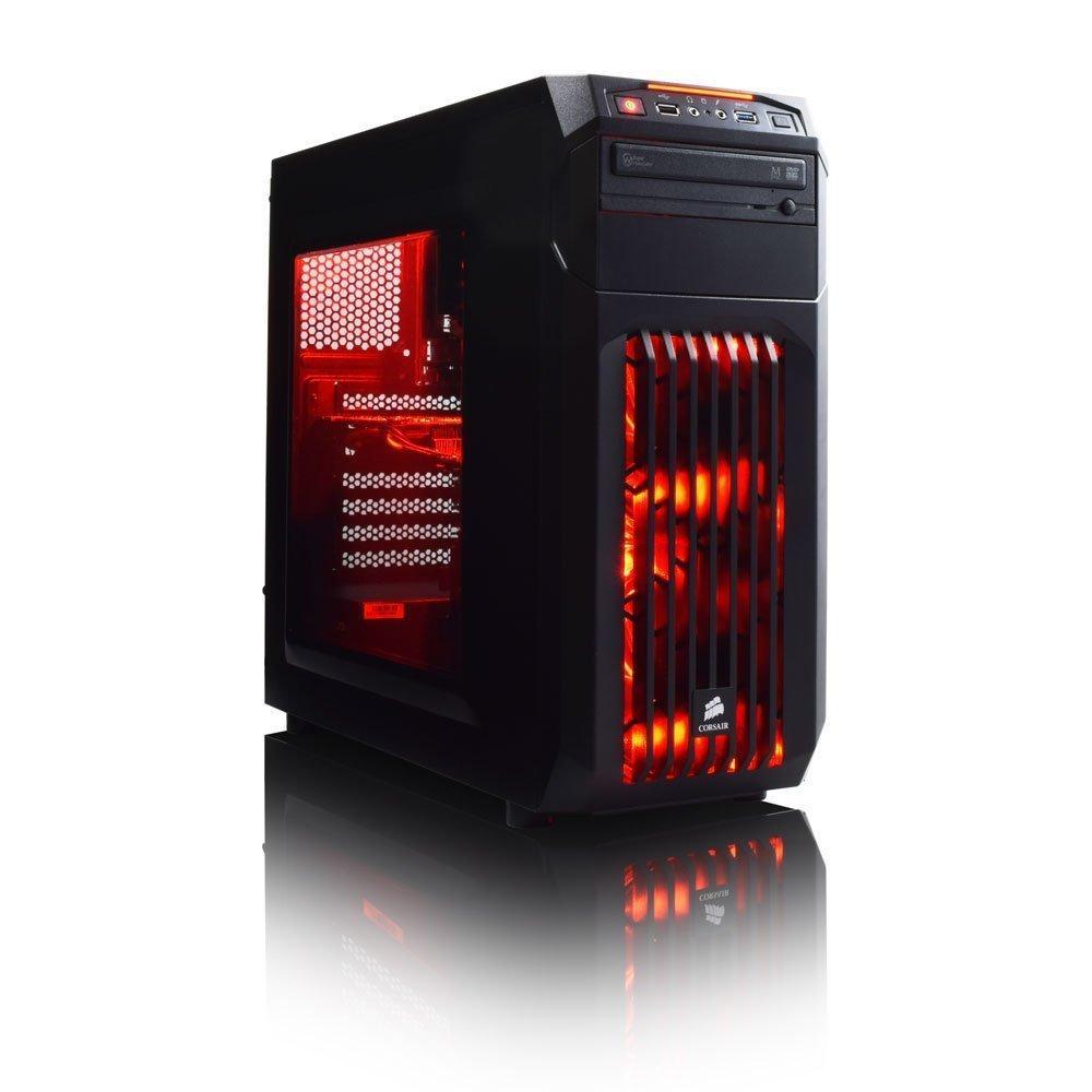 PC de bureau ADMI (i5-6500, GTX 1080, 8 Go de ram DDR4, 240 Go en SSD, Windows 10)