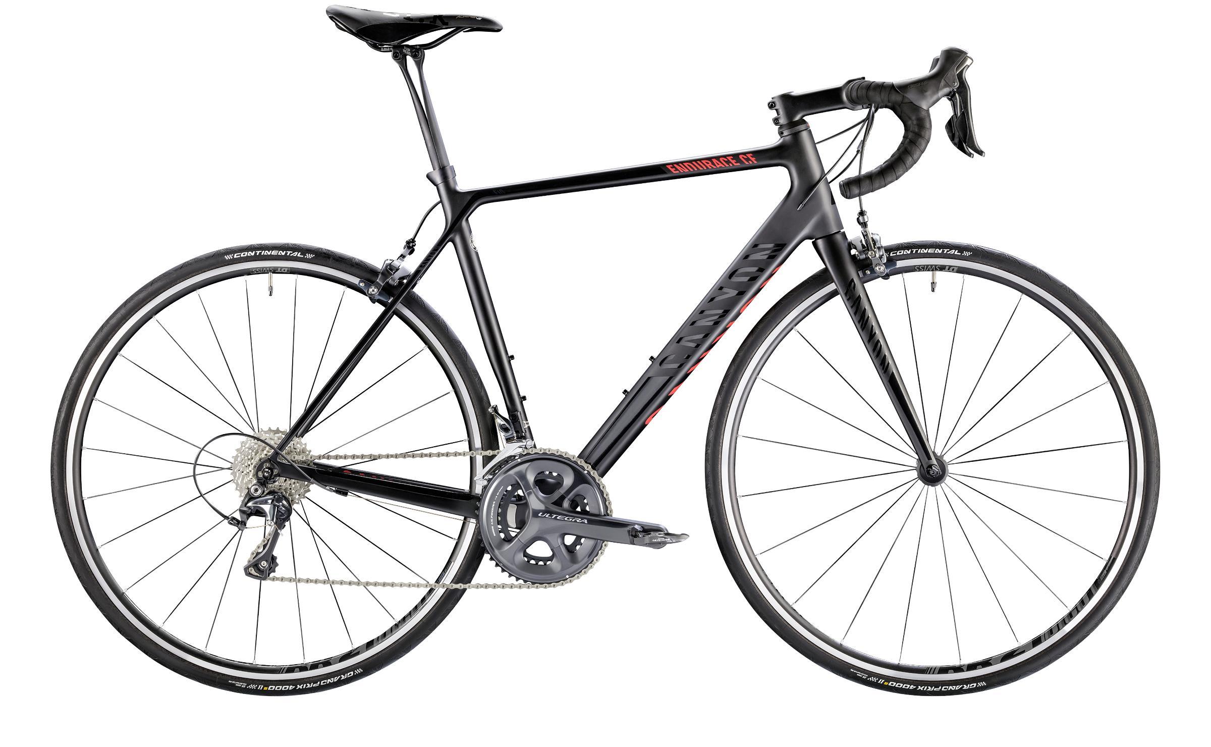 Vélo de route Canyon Endurance CF 9.0 2016