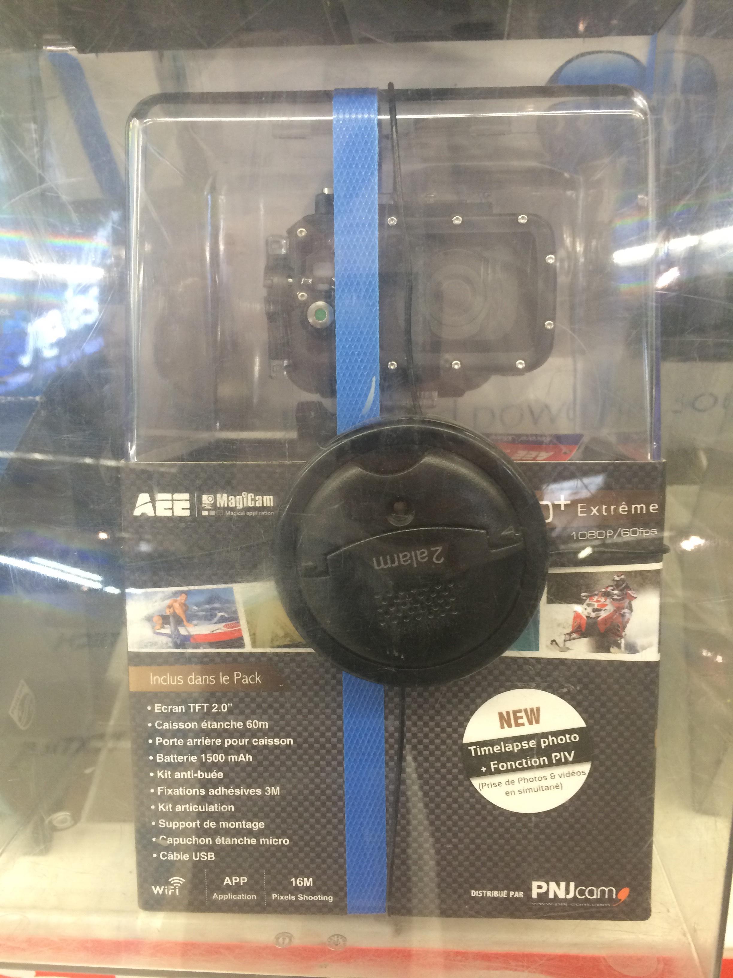 Caméra de sport AEE S70+ Extrême