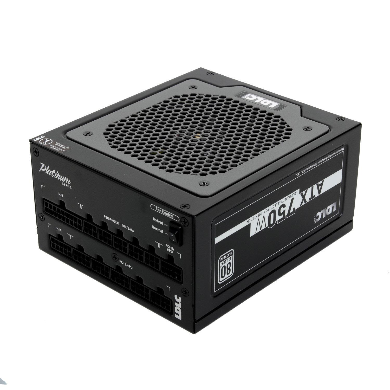 Alimentation modulaire LDLC XT-750P 750W ATX 12V 80+ Platinum