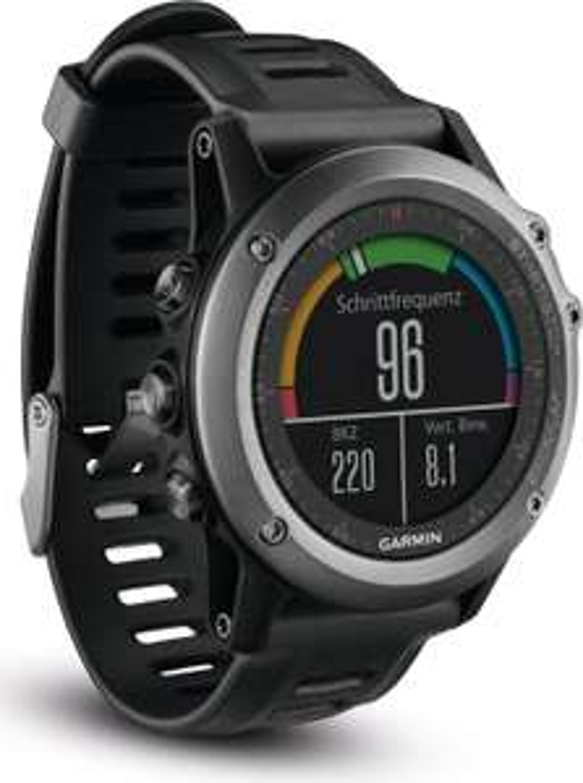[Premium] Montre GPS Garmin Fenix 3 - multisports Outdoor - Grey (Sans ceinture)
