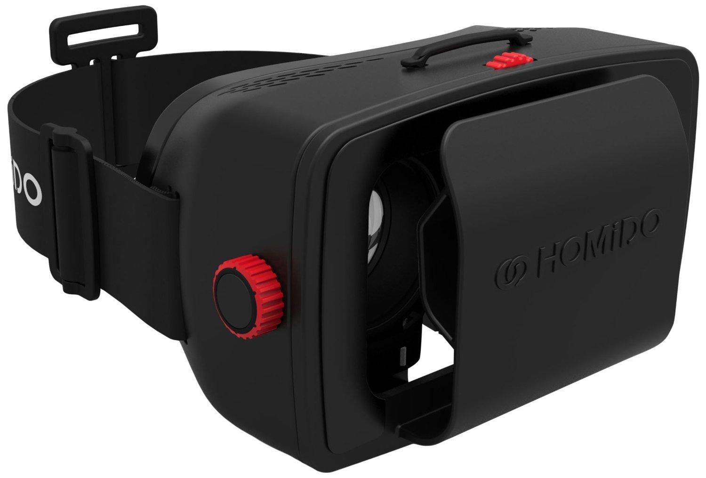 [Premium] Casque de réalité virtuelle Homido VR pour smartphones