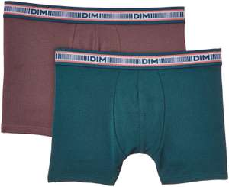 [Premium] -50% sur une sélection de sous-vêtements Dim - Ex : Lot de 2 Boxers Dim 3D Flex Homme