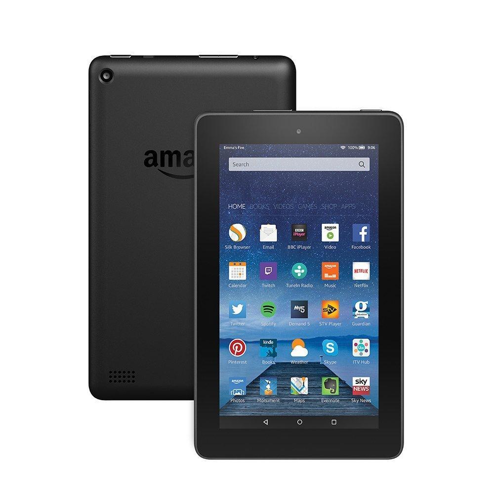 """[Premium] Tablette 7"""" Amazon Fire - Wi-Fi - 8 Go"""