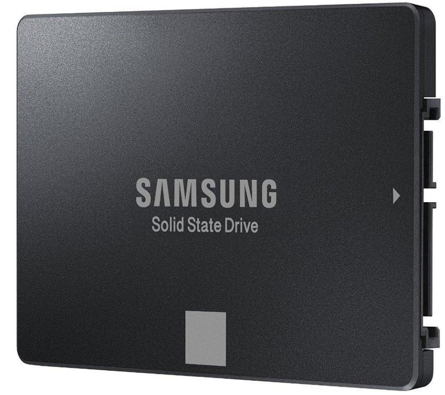 "[Premium] SSD interne 2.5"" Samsung 750 Evo - 500 Go à 108.69€ et 250 Go"