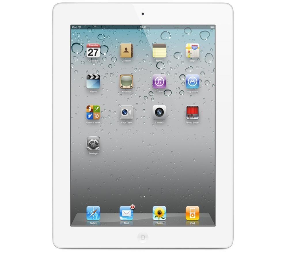 Apple iPad 2 Blanc de 16 Go
