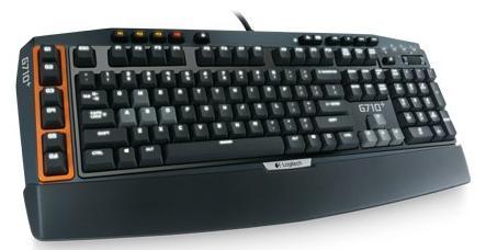Clavier mécanique Logitech G710+ - Azerty - reconditionné