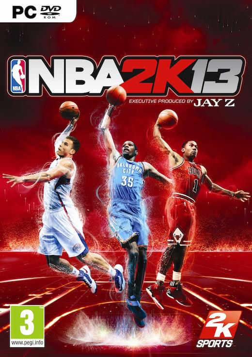 NBA 2k13 à -50% : sur XBOX/PS3 à 18.8€, sur PC