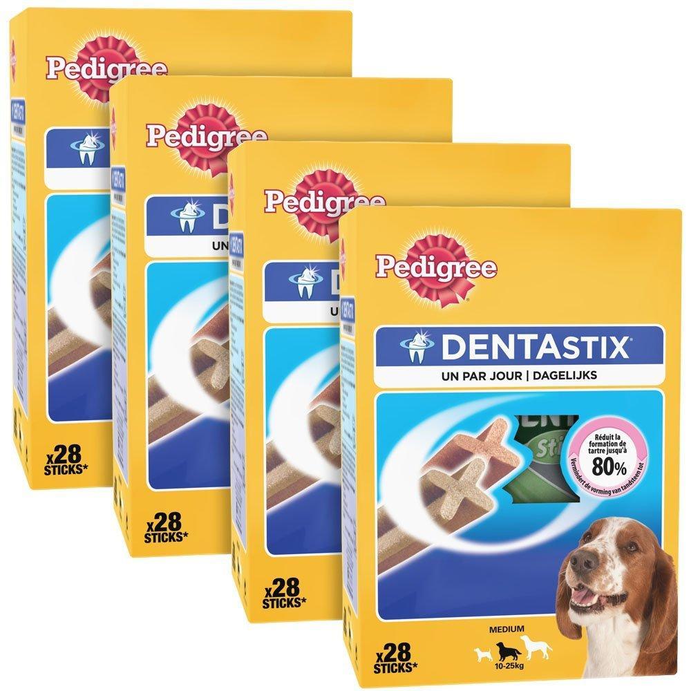 [Premium] Pedigree Dentastix - 112 Friandises pour petits chiens (dispo aussi pour moyens et grands chiens)