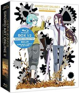 [Premium] Coffret Blu-ray Sword Art Online 2 - arc 1