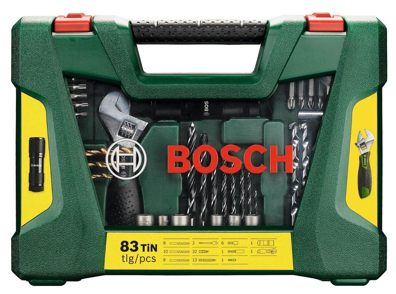 [Premium] Coffret de 83 Outils de perçage/vissage Bosch 2607017193 V-Line